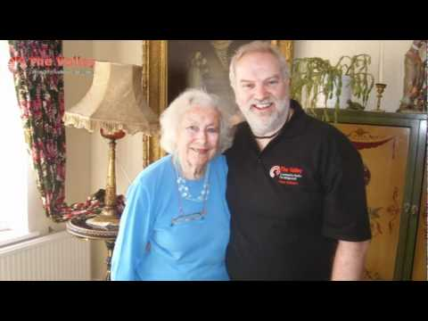 Dame Vera Lynn Interview Part 2.