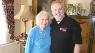 Dame Vera Lynn Interview Part 2. Thumbnail