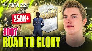 YES! Mein BESTES PACK! ERSTE ICON FÜRS NEUE TEAM! 🥰🔥 I FIFA 22 ROAD TO GLORY #7