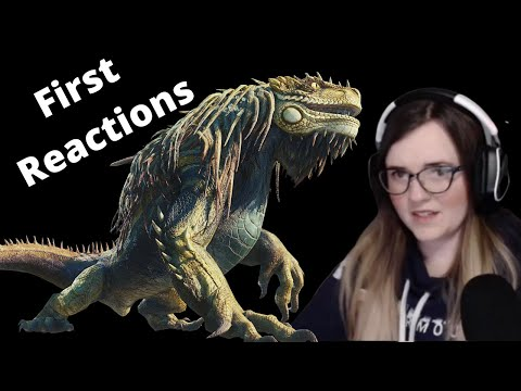 First Time Playing Monster Hunter World | Games I've Never Played Before |