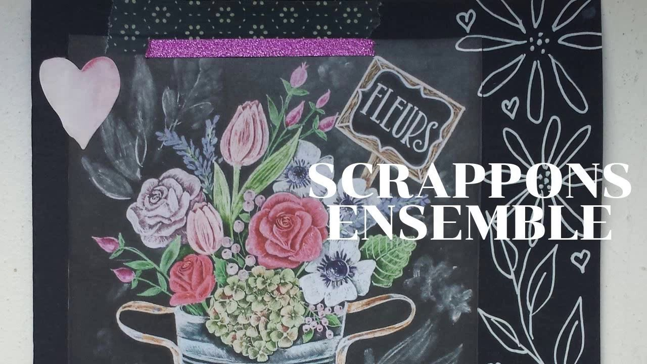 Scrappons ensemble: journal 2018 #01