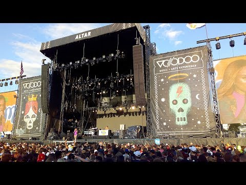 Voodoo Fest 2017 Highlights