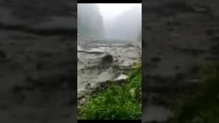banjir di kali mbladak