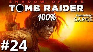 Zagrajmy w Shadow of the Tomb Raider (100%) odc. 24 - Historie wygnańców