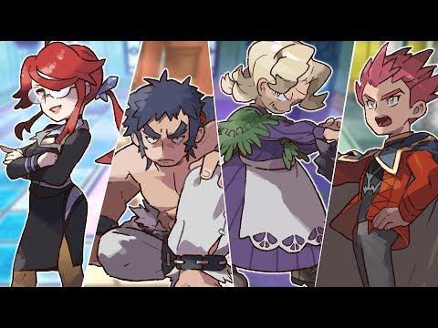 Preparati alla sfida finale: diventare il Campione della Lega Pokémon!