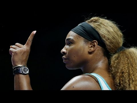 Highlights:Serena Williams clinches #1 for 2014;gets Caroline Wozniacki in semis!