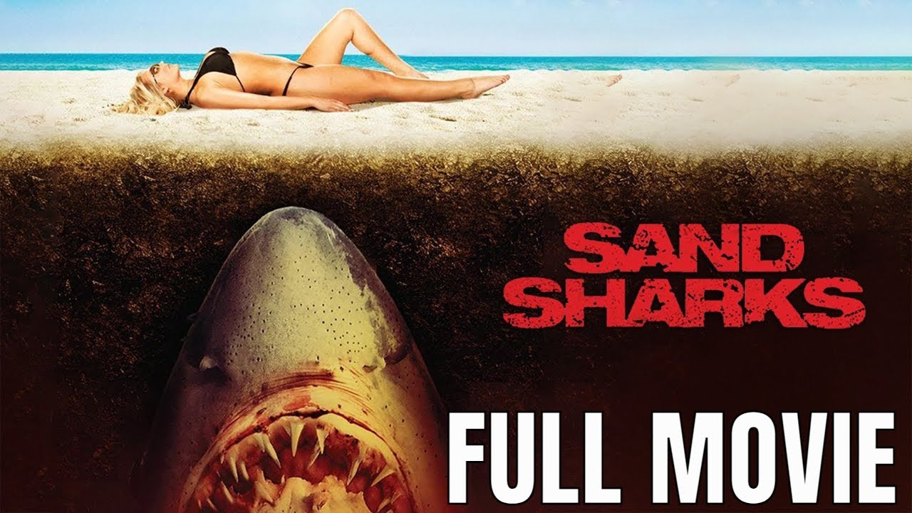 Download Sand Sharks | Full Action Movie