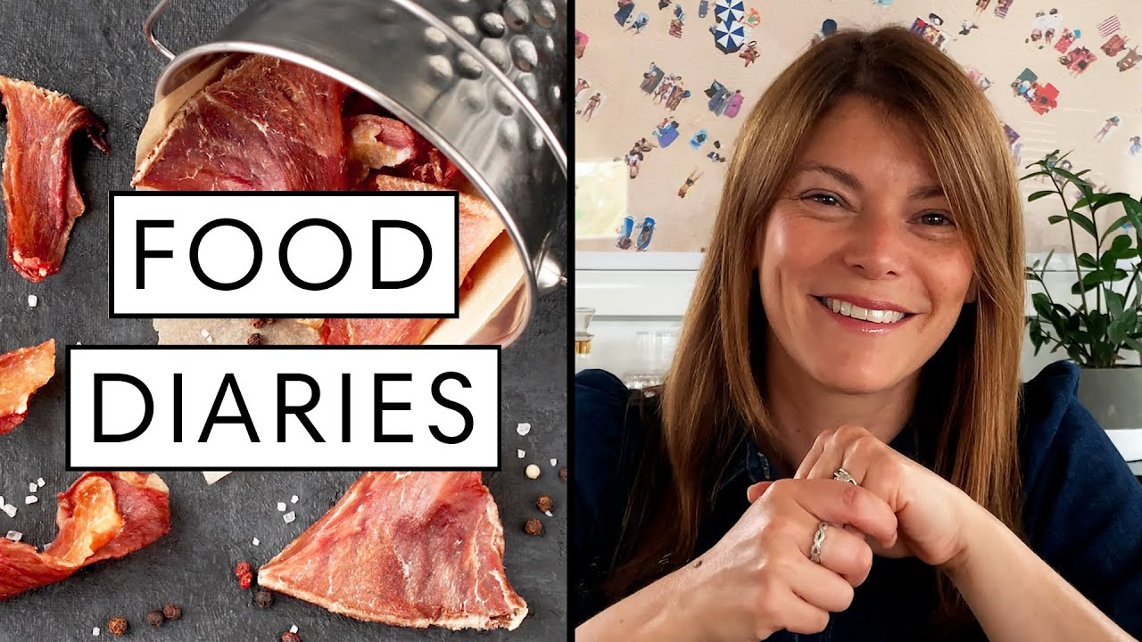 Everything 'Top Chef' Judge Gail Simmons Eats in a Day | Food Diaries: Bite Size | Harper's BAZAAR