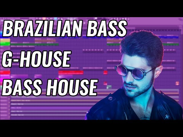 Tuto FL Studio - COMMENT FAIRE DE LA BRAZILIAN BASS / G-HOUSE (ALOK)