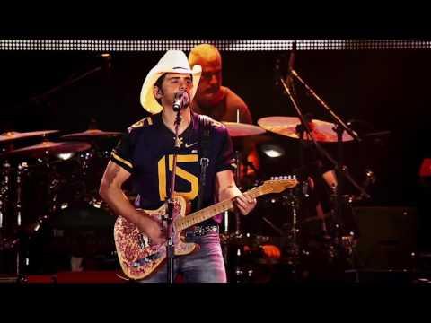 Landmarks  In Concert  Brad Paisley  Country Nation Segment