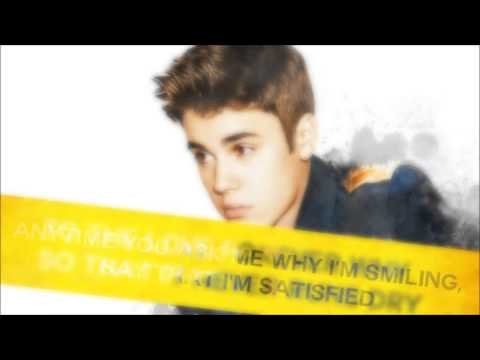 Justin Bieber - I Would (Lyric Video) BELIEVE ACOUSTIC