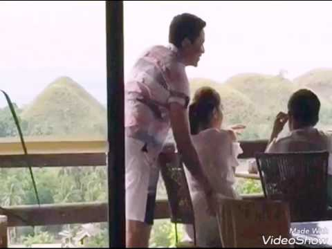 Alden Richards and Maine Mendoza Chivalry's Alive in Bohol #ALDUBHappiness