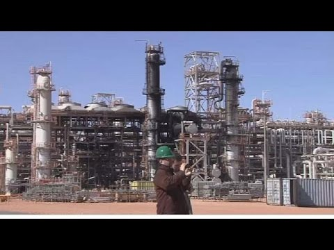 Algeria signs deal with JGC to increase gas output
