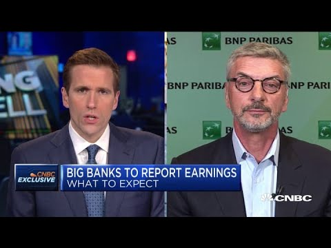 BNP Paribas U.S. CEO discusses economic recovery