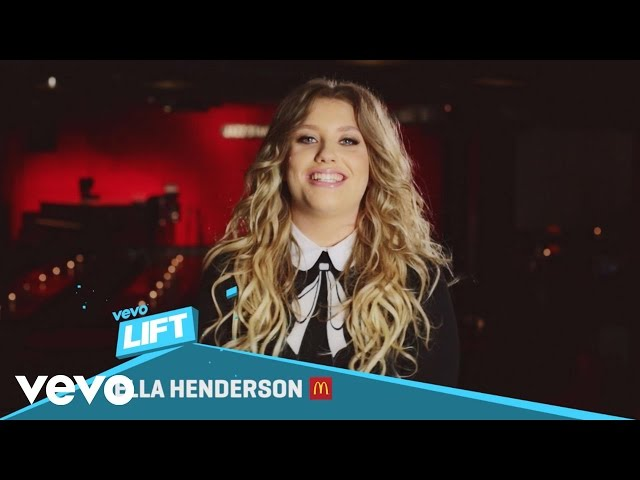 Ella Henderson - LIFT Intro: Ella Henderson (VEVO LIFT): Brought To You By McDonald's
