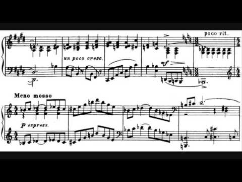 Sergei Prokofiev - Piano Sonata No. 6