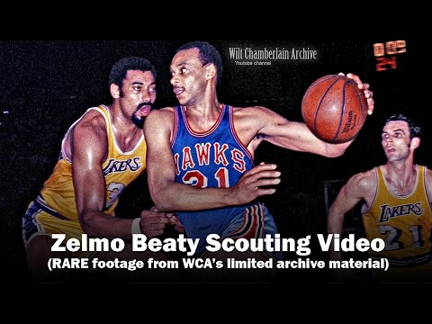 Zelmo Beaty Scouting Video (Hall of Fame NBA and ABA Center)
