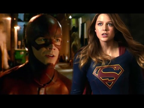 Supergirl & The Flash Crossover Teaser Trailer Is Here!