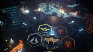 EVE: Valkyrie™ Multiplayer Gameplay