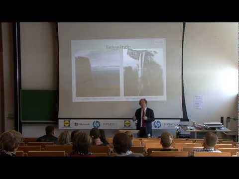 Prof. Dr. rer. nat. Eduard Heindl: Schwerkraft statt Atomkraft