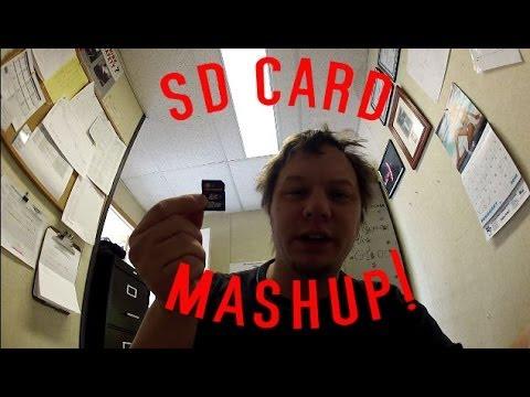 SD Card Mashup!