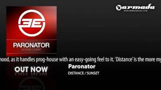 Paronator - Distance (Original Mix) (ELEL107)