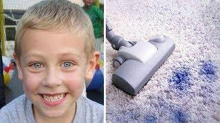 Этот Мальчик Умер После Того Как Испачкал Ковер! Спустя 14 Лет Его Мама Осознала Свою Ошибку