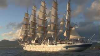 Под парусами Royal Clipper