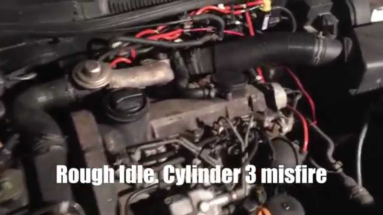 Replacing Vacuum Lines on a TDI  YouTube