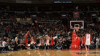 Cory Joseph Nails the Game Winner in D.C.!