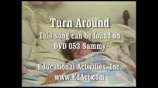 Turn Around - Sammy and Other Songs from Getting to Know Myself DVD - Hap Palmer