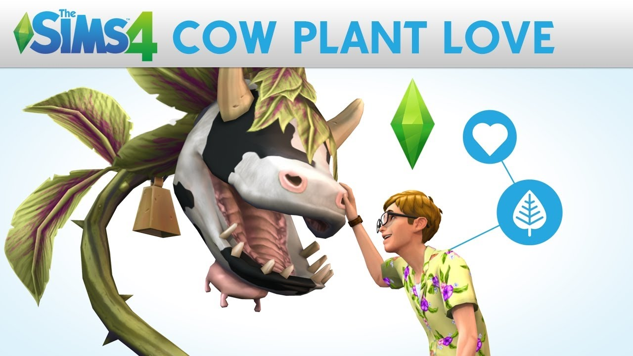 How to】 Milk Sims 32 A Cow Plant