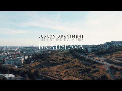 Bratislava luxury appartment - tour