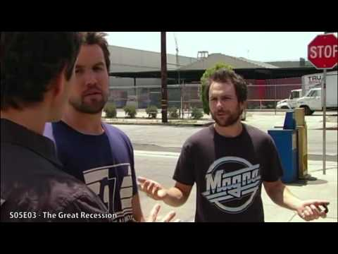 Charlie Kelly: Illiteracy compilation