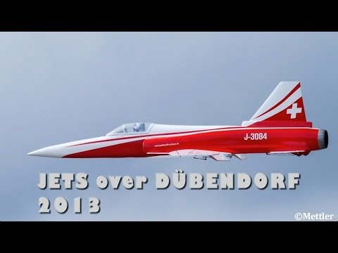 Swiss Jets over Duebendorf 2013