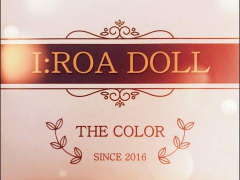 Корейская коллекционная кукла I:roa Doll Momo от The Color