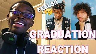 Juice WRLD & Benny Blanco - Graduation REACTION