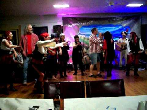 Bushwahzee- RSL Band of Pirates