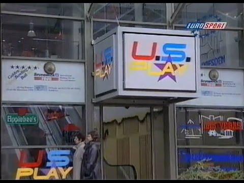 1998 Golden Bowling Ball Brunswick Tour (GERMANY)