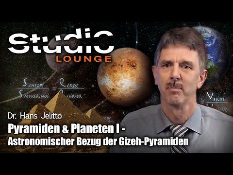 Pyramiden und Planeten I - Hinweise auf einen astronomischen Bezug- Hans Jelitto