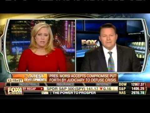 Senior Analyst Christopher Harmer on Fox Business News