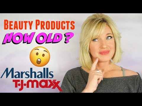how-old-are-beauty-products-at-marshalls-&-tjmaxx?-batch-code-lookup!