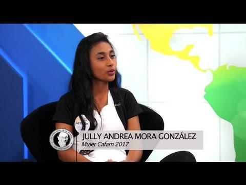 La Otra Cara con Juan Lozano: Yully Andrea Mora González