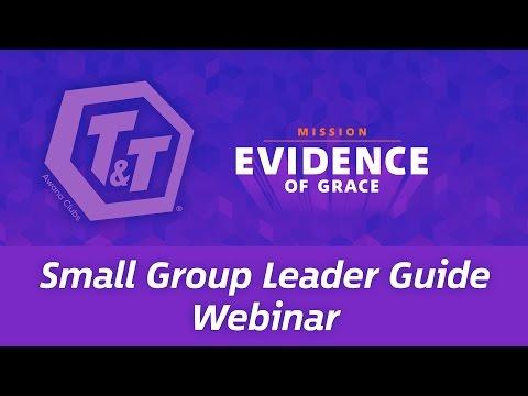 T&T Small Group Leader Guide Webinar