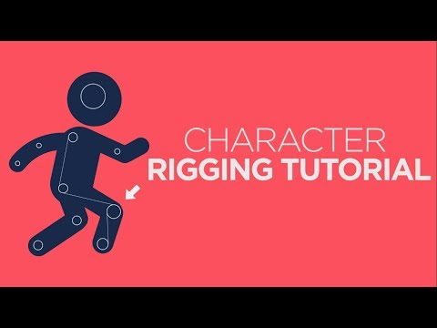 Character Rigging in PowerPoint - Motion Graphics Tutorial