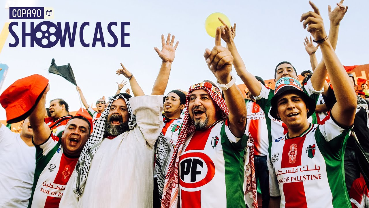 """Download """"We are bigger than the Palestinian National Team"""" 