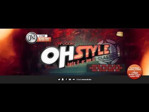 ZOF vs SMB - Live At The Oh! Oostende 10-06-2017 'OhStyle Classics' [Tekstyle - Jumpstyle]