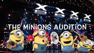 Minions Audition at Americas got talent(funny and surprising)