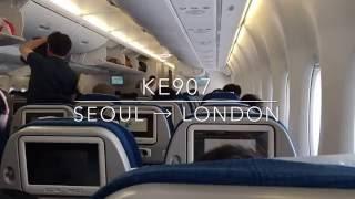 KOREAN AIR 대한항공 A380 ソウルSeoul/…