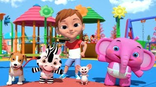 If Your Happy and You Know It | Kindergarten Songs for Children | Cartoons by Little Treehouse
